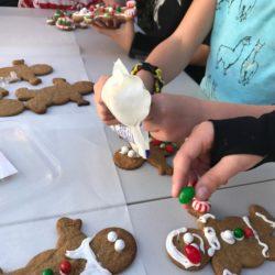 Christmas Baking & Kids