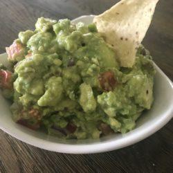 Fresh (Chunky) Guacamole