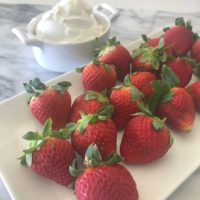 Whipping Cream from Scratch